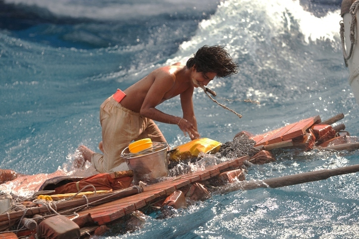 Cool news of the day life of pi on blu ray 3d blu ray for Life of pi pool scene