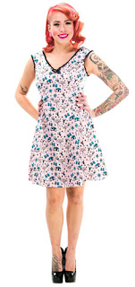 Happy Kamper Dress by Sour Puss available at Hey Viv !