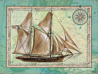 Barcos y Faros en los Paisajes Modernos