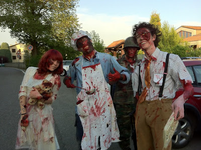 Zombie Walk Bologna 2012: foto e video dell&#39;evento!!!