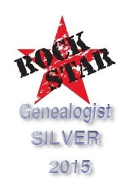 Rock Star Genealogy Award for Canada