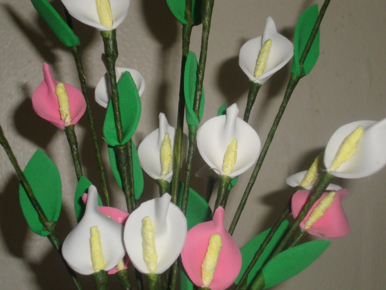 Neenus handmade crafts foam flowers foam flowers mightylinksfo