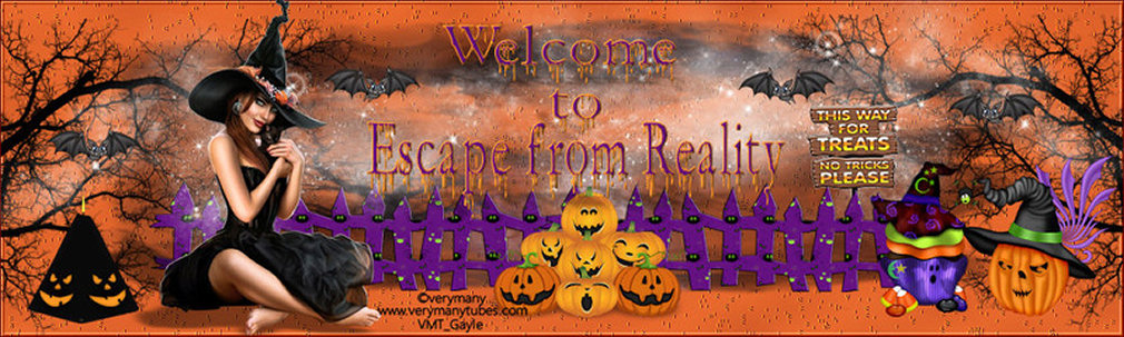 Escape From Reality Blog