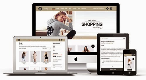 Luxury v1.0 - eCommerce WordPress Theme