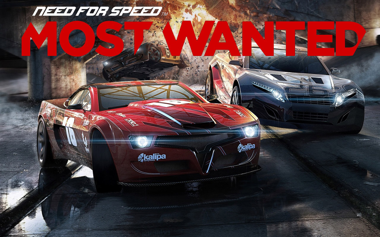 Screen Shoot Download Need For Speed Most Wanted 2012