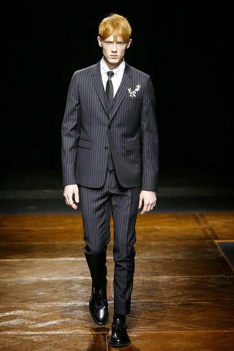 Dior Homme Fall/Winter 2014 - Paris Fashion Week #PFW