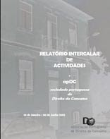 Relatrio de actividades da apDC de 2012