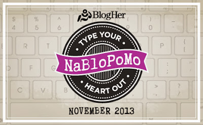 National Blog Posting Month on BlogHer: Okay, I'm in