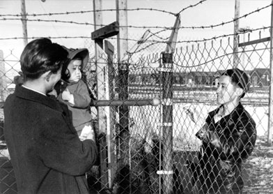 an analysis of the internment of japanese americans into camps during the second world war Japanese american internment during world war ii  their homes and forced into  remote, jail-like facilities called internment camps scattered across the country.