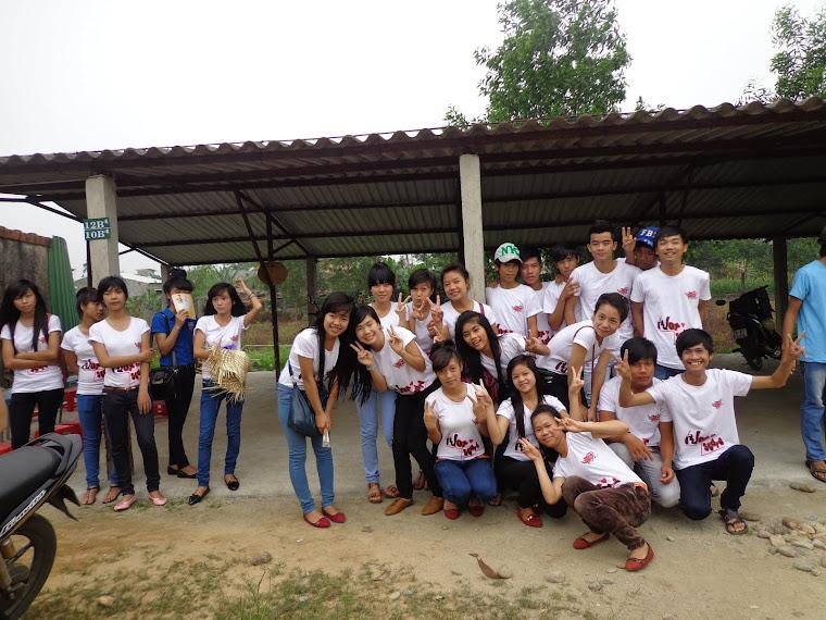 11B5 THPT Hương Vinh