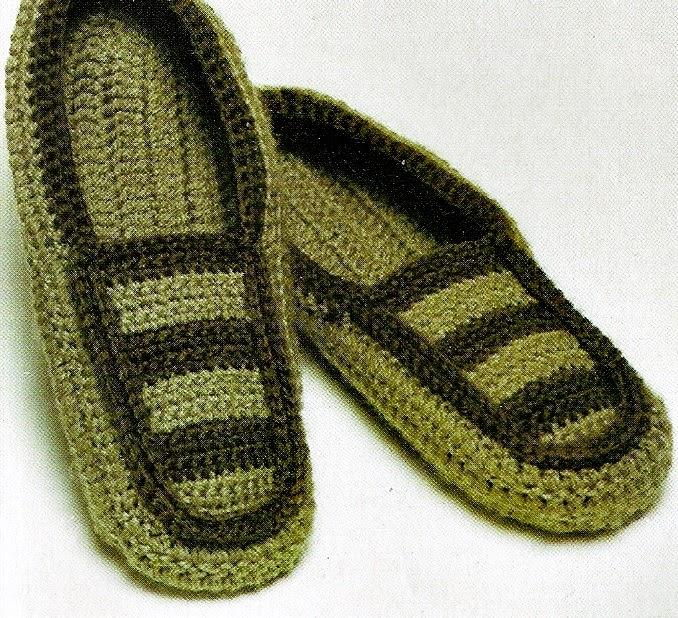 pantufas sapatos chinelos em croche unissex em croche com receita