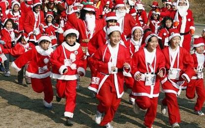 Fujimini Adventure Series: Christmas in Asia: How the Japanese Celebrate the Christmas Season