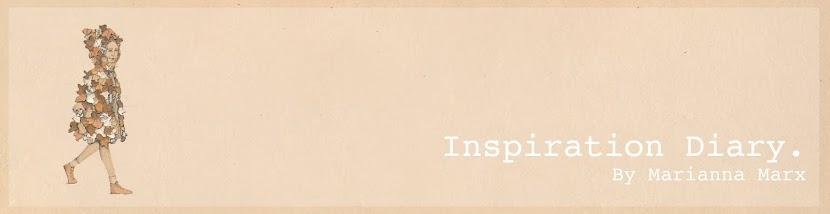 Inspiration Diary.