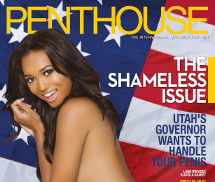 Noelle Monique Penthouse USA Julho Agosto 2016