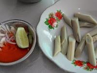 Kuliner Di Medan : Pucuk Rotan Khas Mandailing