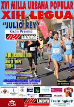 "XVI Milla y XIII Legua Urbana ""Julio Rey"" en Toledo"