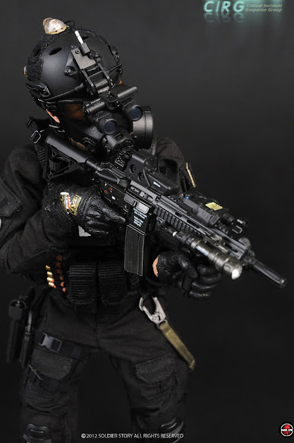 MTF Armor Design  FBI-055