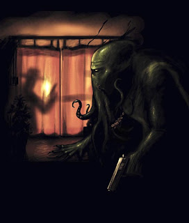 Night in Innsmouth by Obrotowy