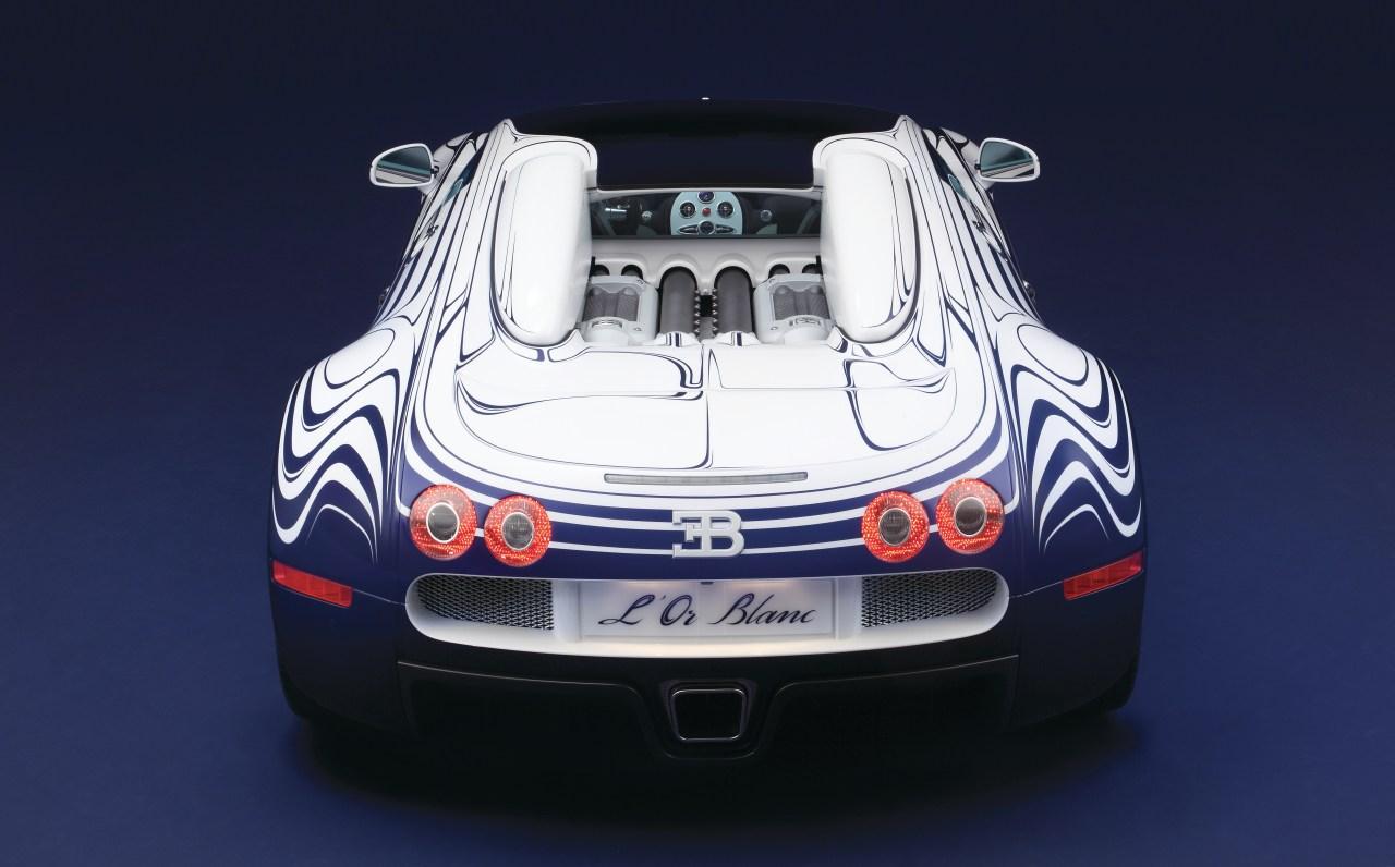 """Compartiendo mi opinión: Bugatti lanza su carro último modelo: """"El L ..."""