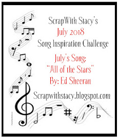 July 2018 Scrappy Friends Bonus Challenge