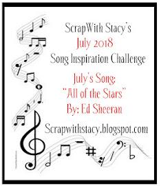 July 2018 Scrappy Friends Bonus Challenge