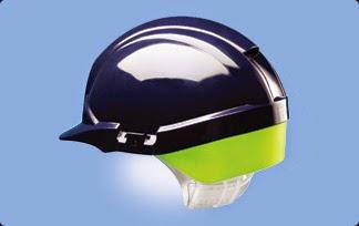 Ampliar imagen: Casco protección de nuca - S12WHVY