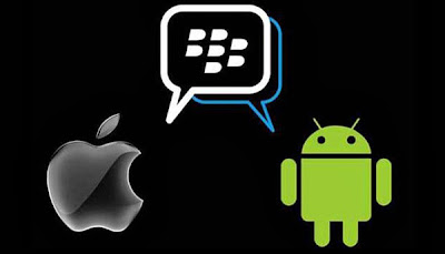 BBM di Blackberry dan BBM for Android
