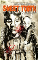 Sweet Tooth Vol. 5: Unnatural Habitats by Jeff Lemire