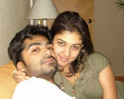 Simbu & Nayanthara 2