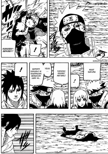 Naruto - Chapter:691 - Page:09