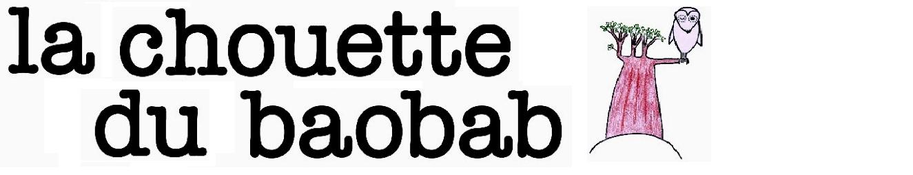 La chouette du baobab