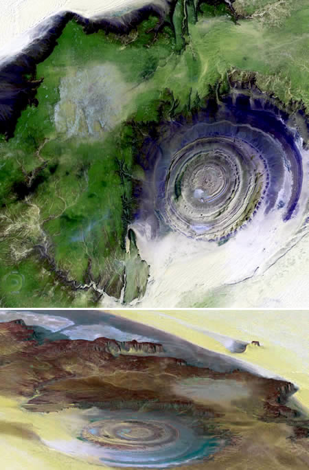Mauritania اغرب 10 اماكن على وجه الارض