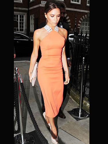 victoria beckham party dresses