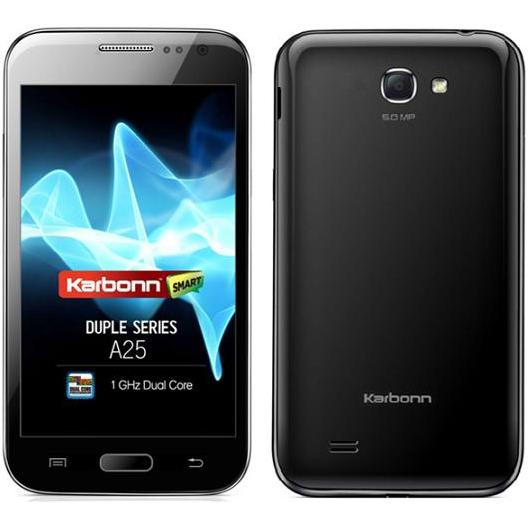 Karbonn A25 Price, Features and Specifications