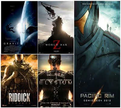 Upcoming Science fiction movies geek should not miss