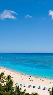 Waikiki Beach Hawaii (Best Honeymoon Destinations In USA) 1