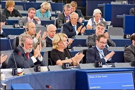 EUROOPAN PARLAMENTIN VAALIT 25.05.2014 !