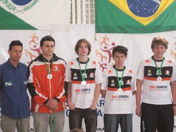 JOGOS ESCOLARES PR 2011 - FASE FINAL PONTA GROSSA