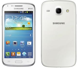 Samsung Galaxy Core White User Manual Guide Pdf