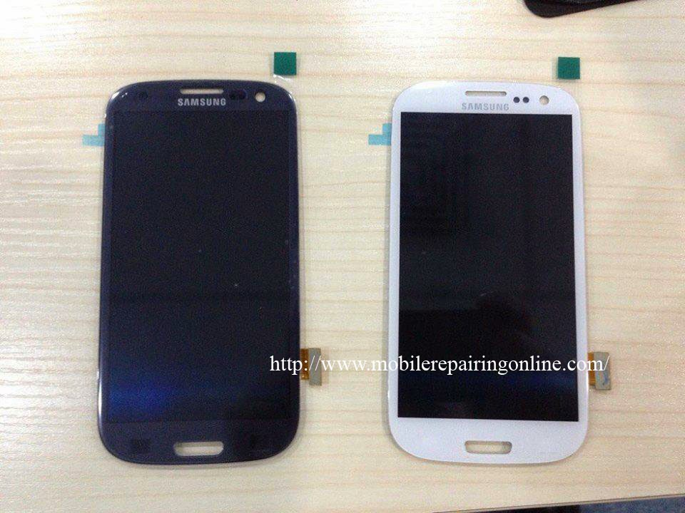 Samsung S3 i9300 Lcd solution