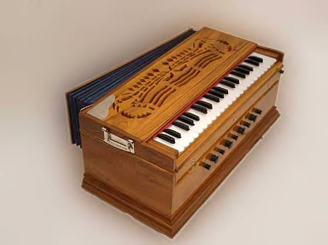 The Open Dimension: Indian Musical Instruments (8) : Harmonium