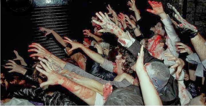 psicologia Zombie