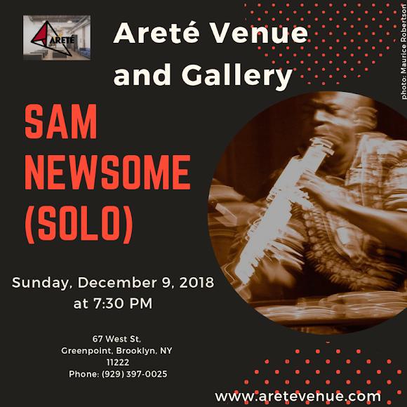 Areté Venue and Gallery (SOLO)
