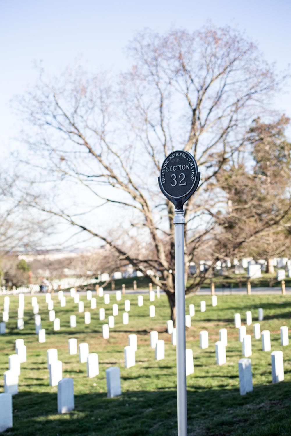 Arlington National Cemetery Section 32