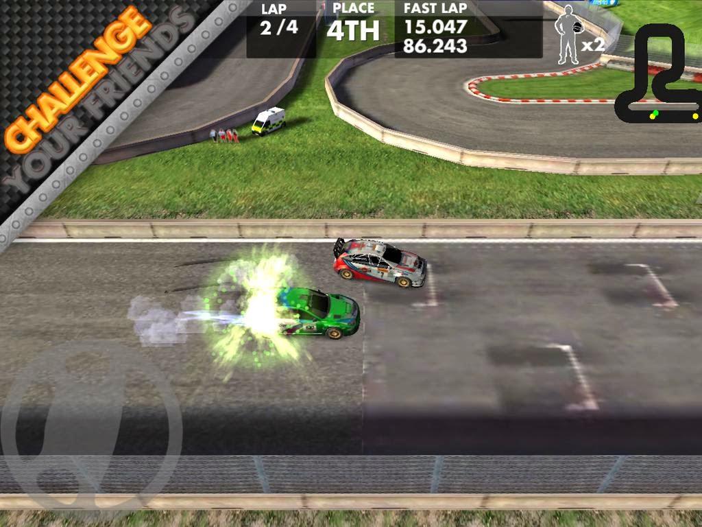 World Rally Racing HD Android Game ,