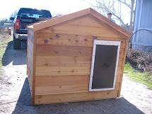 Custom Dog Houses Insulated