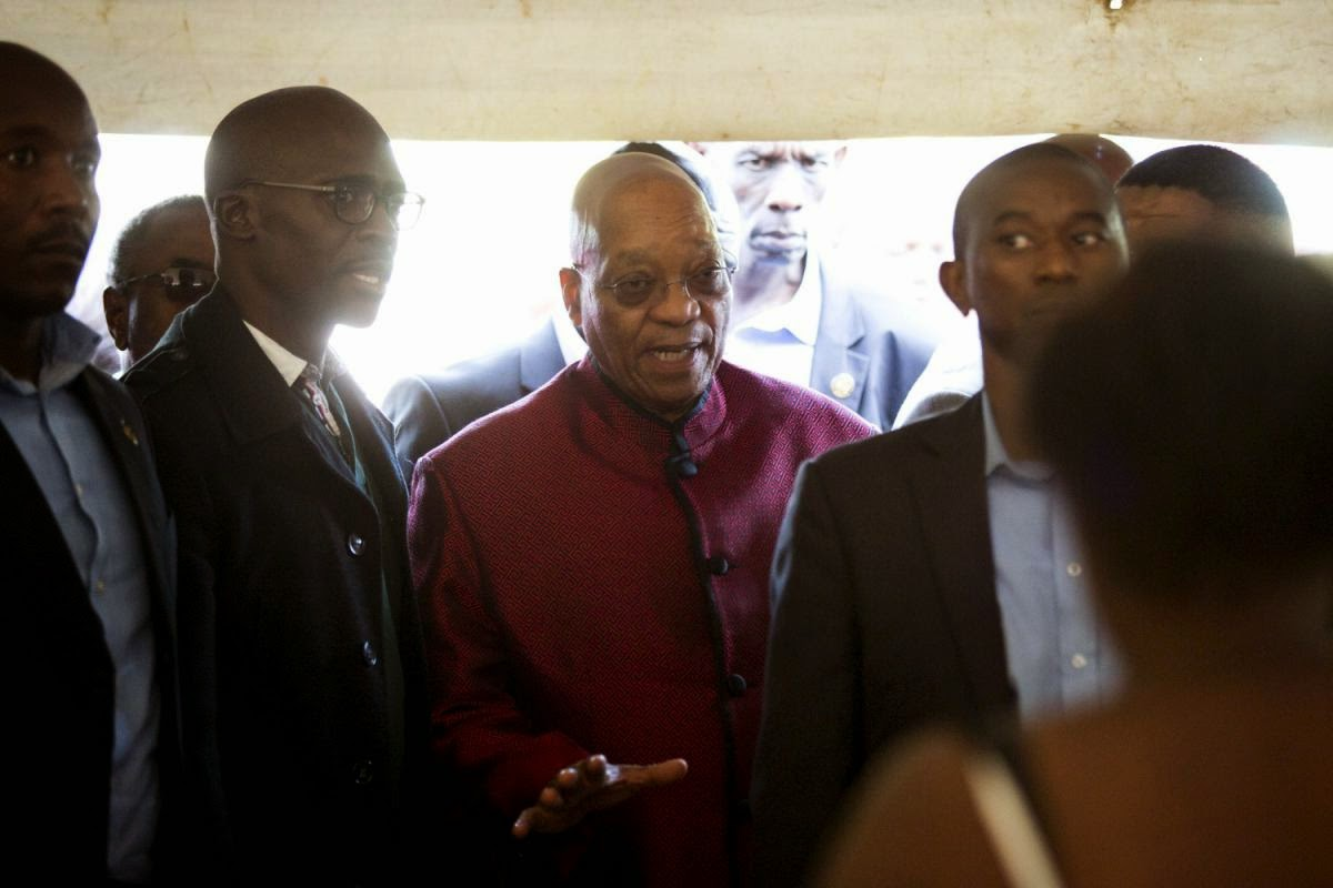 President Jacob Zuma hits back at other African states over anti-immigrant violence