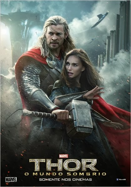 Thor: O Mundo Sombrio download baixar torrent
