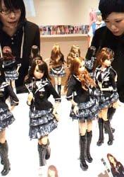 Boneca AKB48