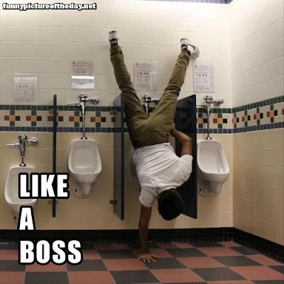 image Male gay boss urinal sex and